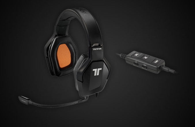 MadCatz Tritton Detonator headset for Xbox 360