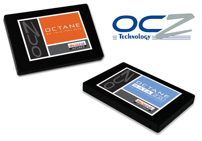 OCZ Octane series SSDs
