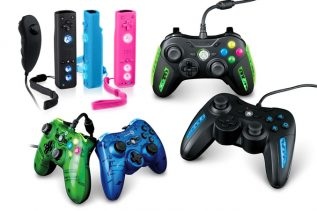 POWER A New Controllers
