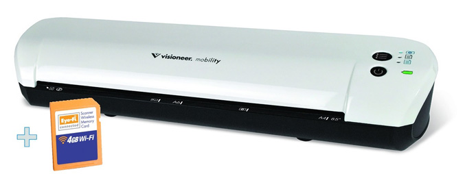 Visioneer Mobility Air Wireless-Scanner