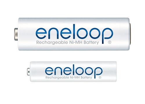 sanyo eneloop batteries