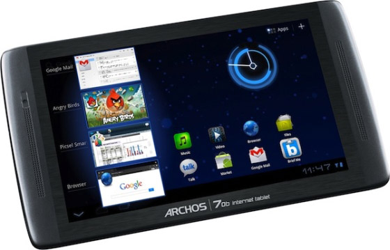 Archos 70B tablet