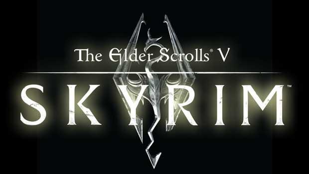 Elder Scrolls V Skyrim Logo