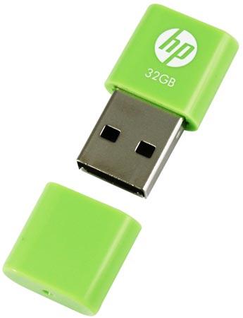 HP v240b flash device