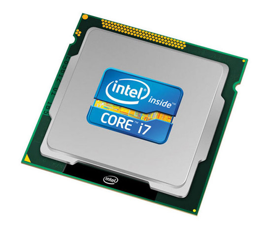 Intel Core i7 chip