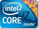 Intel Core i7 logo Statia 5 malka