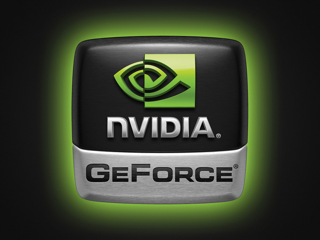 NVIDIA GeForce Logo