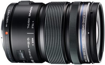 Olympus MFT 12-50mm f3.5-6.3 Lens