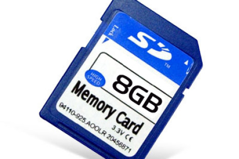 SD cards to get content protection