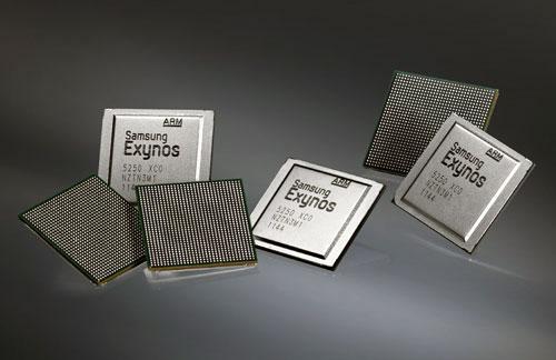 Samsung Cortex A15 Exynos