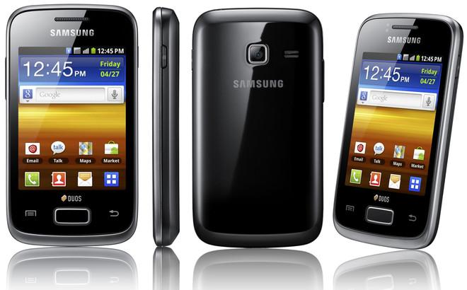 Samsung Galaxy Y Dual SIM