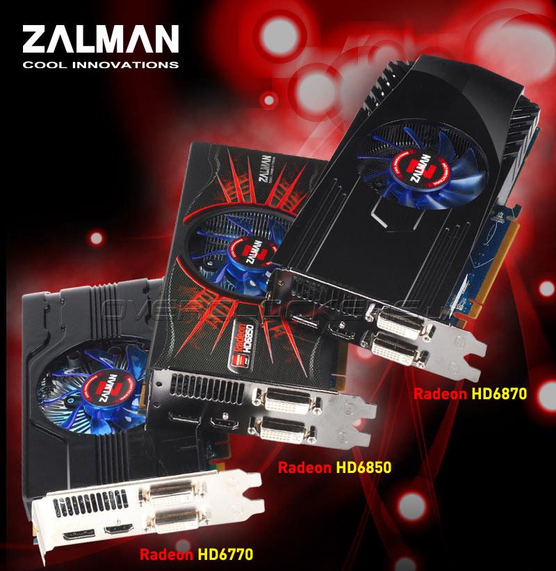 Zalman Videocards
