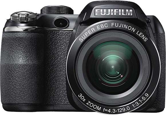 Fujifilm S4500 Front