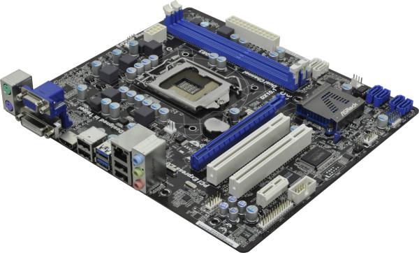 ASRock H61 motherboard