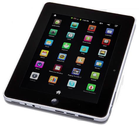 Chinon SWIFT tablet