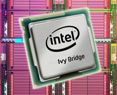Intel Ivy Bridge Logo