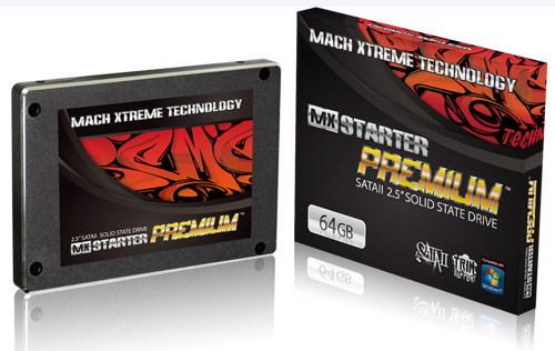 Mach Xtreme Starter Premium SSDs