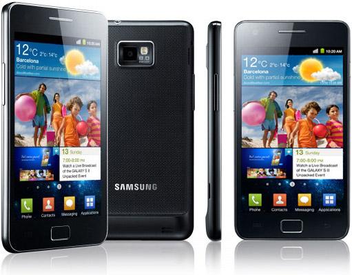Samsung Galaxy II S