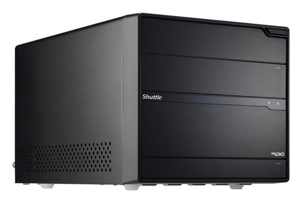 Shuttle barebone PC SZ68R5