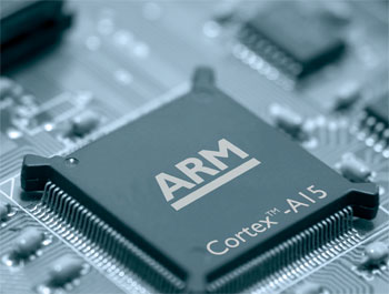 ARM Cortex A15 chip