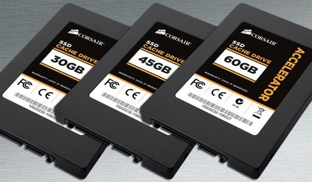 Corsair Accelerator SSDs