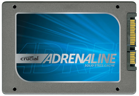 Crucial Adrenaline SSD