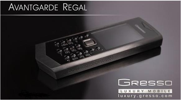 Gresso Regal Black