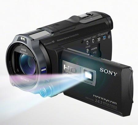 Sony Handycam HDR-PJ760V