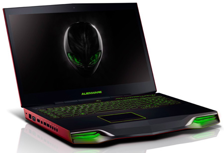 Alienware M18X R2 laptop