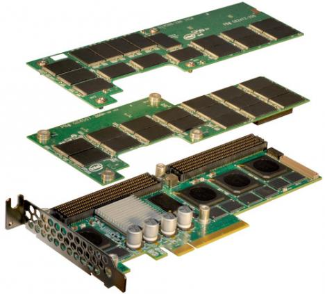 Intel 910 SSDs