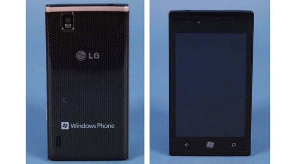 LG LS831 smartphone