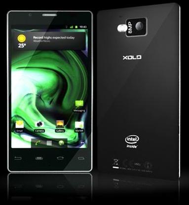 Lava Intel smartphone