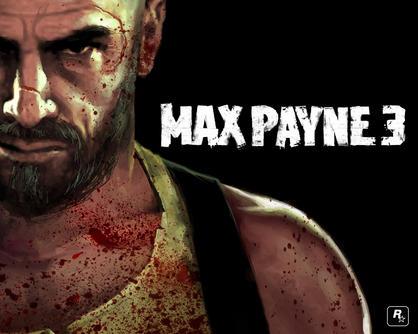 Max Payne 3 Logo