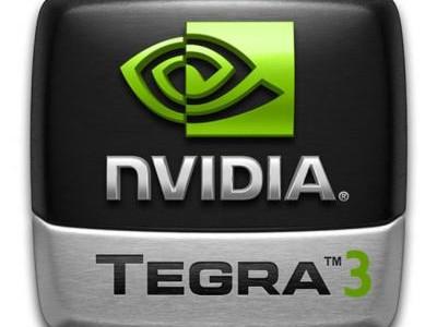 NVIDIA Tegra 3 Logo