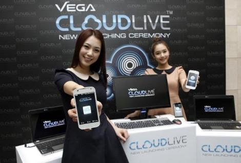 Pantech Vega Racer 2 smartphone