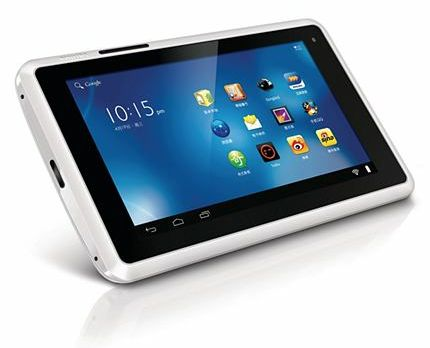 Philips Android tablet
