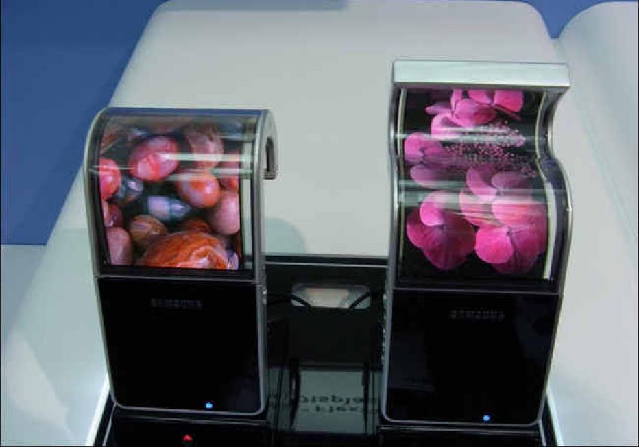 Samsung calls own flexible AMOLED technology YOUM