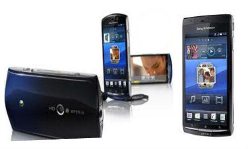 Sony LT29i Hayabusa smartphone