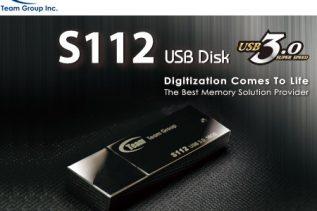 Team Group S112 flash drives