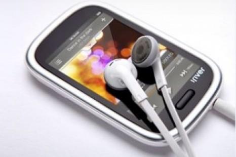 iRiver debuts new MP3 player