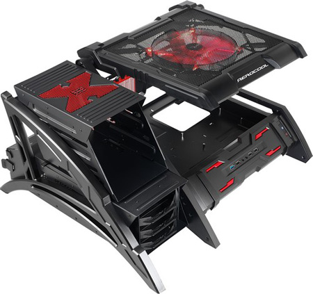 Aerocool Strike-X Air PC case