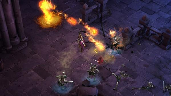 Diablo III gameplay