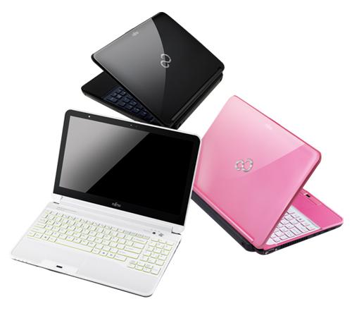 Fujitsu LH772 laptops