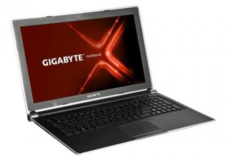 Gigabyte P2542G gaming laptop