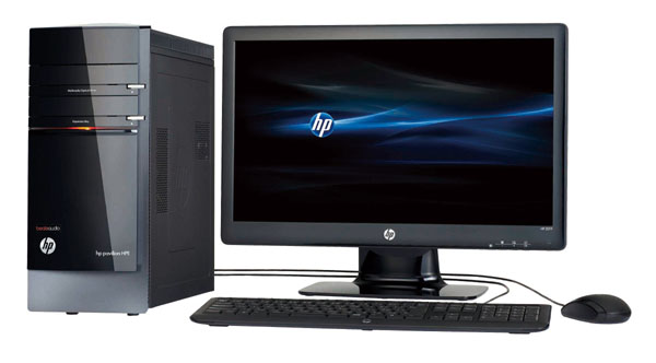 HP Pavilion H8 desktop computer