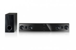 LG BB5520A sound bar