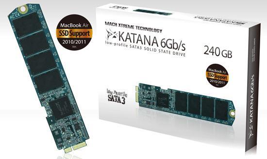 Mach Xtreme Technology SATA3 MX-KATANA