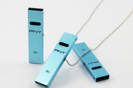 PNY reveals USB drive with a whistle