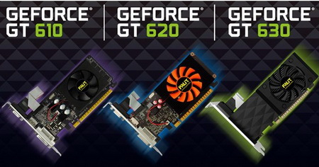 Palit GeForce series