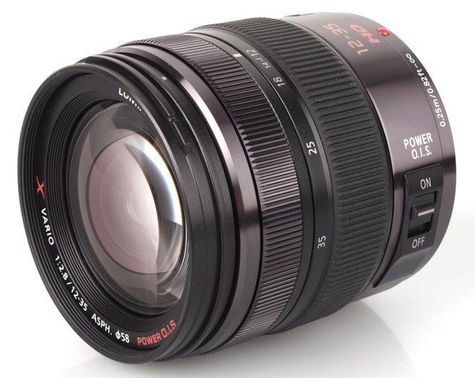 Panasonic Lens